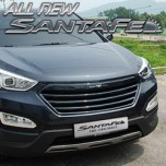 [ARTX]  Hyundai Santa Fe DM - Luxury Generation Tuning Grille Set