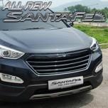 [ARTX]  Hyundai Santa Fe DM - Luxury Generation Tuning Grille Set
