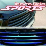 [ARTX] SsangYong Korando Sports - Luxury Generation LED Tuning Grille Set