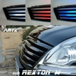 [ARTX] SsangYong Rexton W  - LED Luxury Generation Tuning Grille
