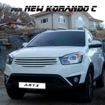 [ARTX] SsangYong New Korando C - Luxury Generation Tuning Grille