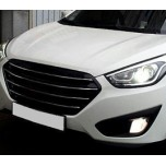 [CAR & SPORTS] Hyundai Tucson ix / New Tucson ix - Luxury Tuning Grille