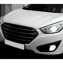 [CAR & SPORTS] Hyundai Tucson ix / New Tucson ix - Luxury Tuning Grille