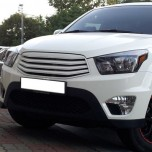 [CAR & SPORTS] SsangYong Korando Sports - Luxury Radiator Tuning Grille