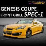[SEQUENCE] Hyundai Genesis Coupe - SPEC-1 Radiator Tuning Grille