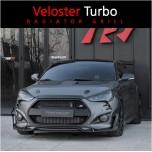 [ROADRUNS] Hyundai Veloster Turbo - Radiator Tuning Grille
