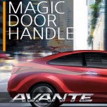 [AUTO GRAND] Hyundai Avante MD - LED Magic Door Handle Set