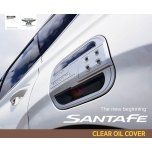 [EXOS] Hyundai Santa Fe TM - Clear Oil Cover with Oil cap