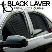 [BLACK LABEL] SsangYong Rodius - Premium Curtain Set