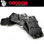 [ADOBAN] Ultra Ceramic Brake Pad Kit for 4P Caliper