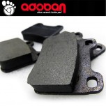 [ADOBAN] Ultra Ceramic Rear Brake Pad Kit for 2P Brake System