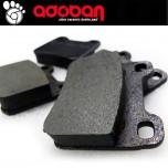 [ADOBAN] Ultra Ceramic Rear Brake Pad Kit for 2P Brake System