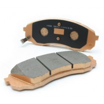 [HSB] Hyundai Avante MD - Premium Gold Brake Pad Set (Front / Rear)