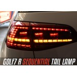 [AUTO LAMP] Volkswagen Golf 7  - R Ver. LED Sequential Taillights Set