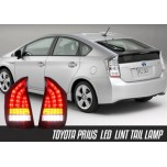 [AUTO LAMP] Toyota Prius  - LINT LED Taillights Set (Red / Smoked)