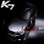 [A.JUN] KIA K7 - I.V.E. In Variable Exhaust System Set