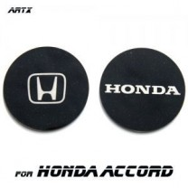 [ARTX] Honda Accord 8G - Cup Holder & Console Interior Luxury Plates Set