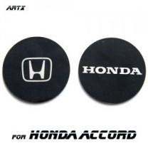 [ARTX] Honda Accord 8G - Cup Holder & Console Interior Luxury Plates Set