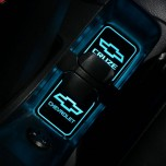 [BRICX] Chevrolet Cruze - LED Cup Holder Plates Set