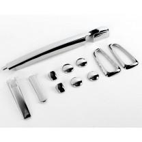 [KYOUNG DONG] Hyundai Grand Starex - Exterior Chrome Molding Set (K-521)