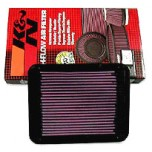 [K&N] Chevrolet Captiva - Genuine Air Filter  [33-2966]