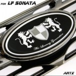 [ARTX] Hyundai LF Sonata - Luxury Generation Tuning Emblem Set