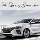 [ARTX] Hyundai Ioniq - Luxury Generation Tuning Emblem Set
