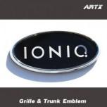 [ARTX] Hyundai Ioniq - Mirror Tuning Emblem Set No.191