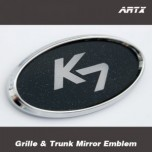 [ARTX] KIA All New K7 - Mirror Tuning Emblem Set