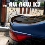 [ARTX] KIA All New K7 - Luxury Trunk Lip Spoiler
