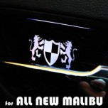 [ARTX] Chevrolet All New Malibu - Luxury Generation LED Inside Door Catch Plates Set
