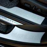 [ARTX] Chevrolet All New Malibu - Color Aluminium Door Sill Scuff Plates Set (Inside)