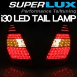[SUPER LUX]  Hyundai i30 - Premium LED Taillights Set