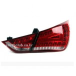 [SUPER LUX] Hyundai YF Sonata - Premium LED Tail Lamp Set