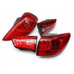 [SUPER LUX] KIA Sportage R - Premium LED Combination Tail Lamp Set