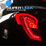[SUPER LUX] SsangYong Korando C - Premium LED Taillights Set