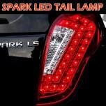 [BRICX] Chevrolet Spark - Premium LED Tail Lamp Set Ver.2