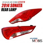[MOBIS] Hyundai YF Sonata The Brilliant 2014 - Rear Combination LED Taillights Set