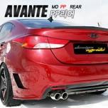 [MYRIDE] Hyundai Avante MD - PP Rear Bumper Set