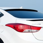 [SM KOREA] Hyundai Avante MD - Glass Wing Roof Spoiler (BLACK)
