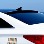 [SM KOREA] Hyundai YF Sonata - Glass Wing Roof Spoiler (BLACK)