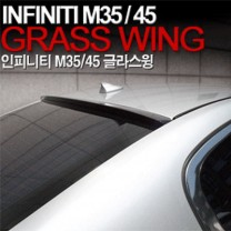 [GREENTECH] INFINITI M35/M45 - Glass Wing Roof Spoiler