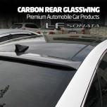 [MIK] Hyundai LF Sonata - Carbon Rear Glass Wing Roof Spoiler