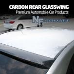 [MIK] Hyundai NF Sonata - Carbon Rear Glass Wing Roof Spoiler