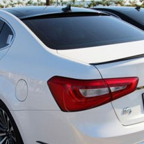 [MORRIS] KIA K7 - Glass Wing Roof Spoiler