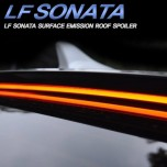 [ONZIGOO] Hyundai LF Sonata - Glass Wing LED Roof Spoiler (Long)