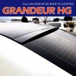 [MIJOOCAR] Hyundai 5G Grandeur HG - Urethane Glass Wing Roof Spoiler