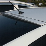 [MIJOOCAR] Hyundai New Accent - Urethane Glass Wing Roof Spoiler