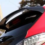 Задний спойлер на крышу - Hyundai Tucson iX (ONZIGOO)