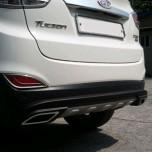 [HANIL] Hyundai Tucson iX - Rear Diffuser Set